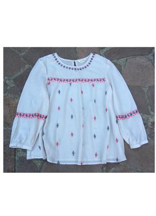 Вишитая блуза indigo 89d10e3e647cb