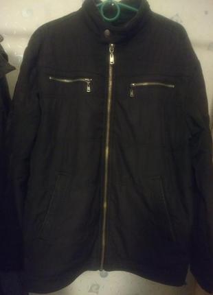 Куртка весна -осень, деми, tafika, 46 размер