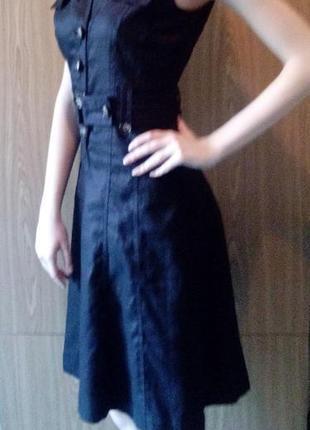 Стильное платье zara basic