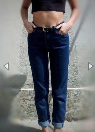 Mom джинсы, джинсы оверсайз