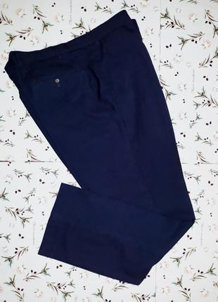 Крутые фирменные классические брюки cedarwood state, размер 52-54, большой размер