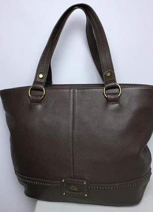 Шикарная осенняя сумка the sak