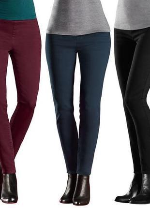 Термо джеггинсы на флисе джинсы леггинсы термоджинсы esmara германия