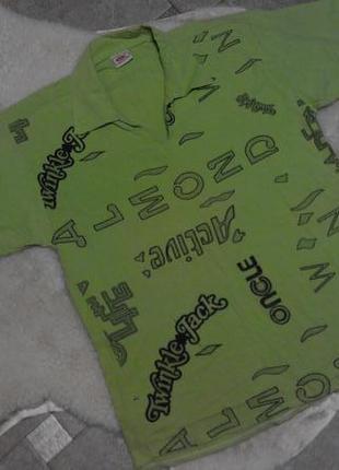 Хлопковая рубашечка р. xl