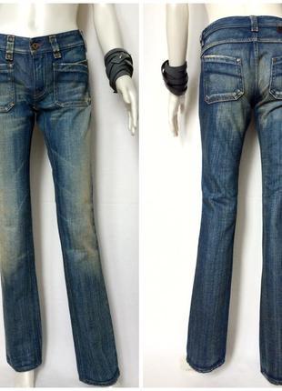 Diesel стройные прямые джинсы