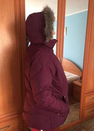 Зимний пуховик columbia