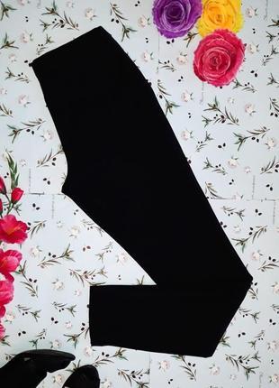 Стильные классические черные узкие брюки atmosphere, размер s-m