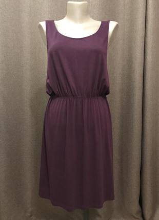 Легкое летнее платье от h&m