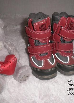 Термо ботинки, сапоги