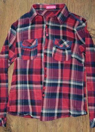 Рубашка блузка best copine 158-164р.