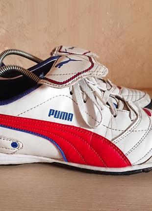 57768d64 Футзалки сороконожки пума puma 41-43 р 27 см Puma, цена - 400 грн ...