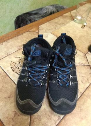 Демисезонные ботинки karrimor
