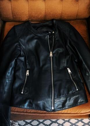 Куртка косуха,кожа!