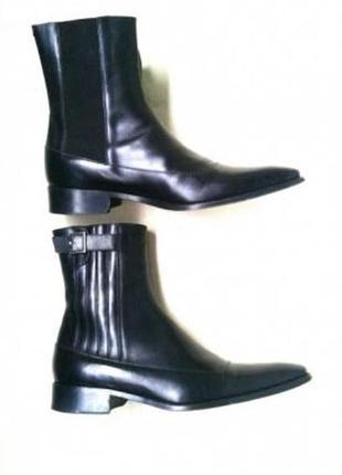 Ботинки/сапоги мужские дизайнерские thierry mugler