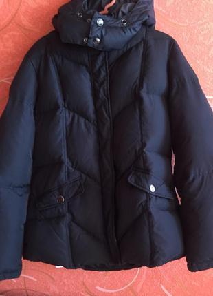 Дутая куртка / куртка зефирка / пуховик женский / зимняя куртка