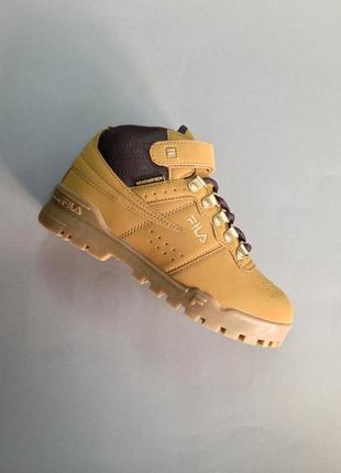 -20% ботинки fila weathertech оригинал. осень-зима 37 38 39