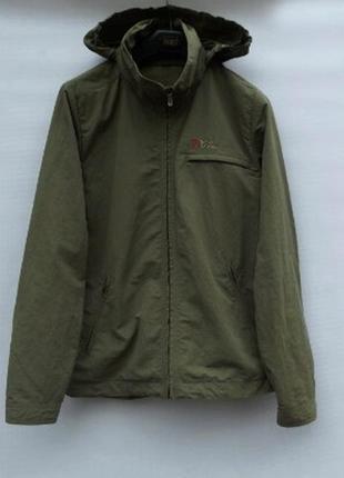 Куртка ветровка fjallraven