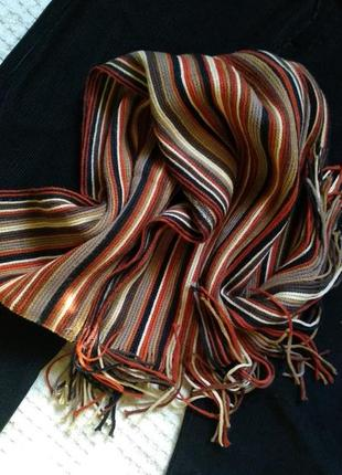 Теплый мягкий шарф atmosphere