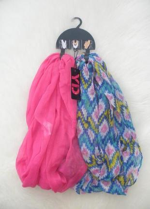 Набор шарфов-хомутов primark