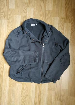 Косуха трикотажная куртка