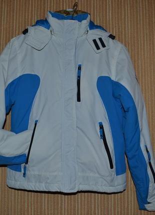 Р. s/36/8 mountain peak. горнолыжная курточка, термо куртка, спортивная куртка фирменное.