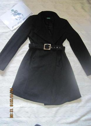 Классическое черное пальто за 199 грн!!!