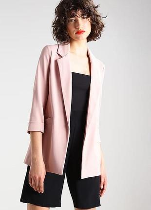 Пудровый пиджак new look