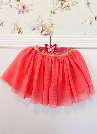 Пышная юбка пачка zara