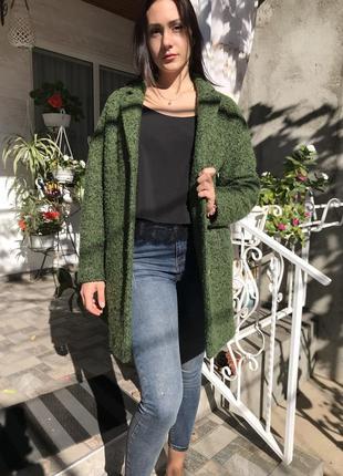 Шерстяное пальто украинского бренда season