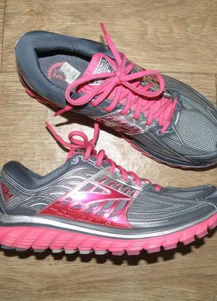 Лучшие  беговые кроссовки brooks glycerin 14 42.5 размер