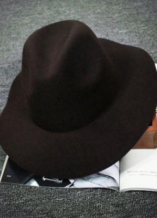 Женская модная весенне-осенняя шляпа 136