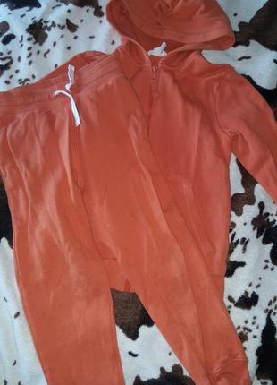 Спортивный утепленный костюм h&m