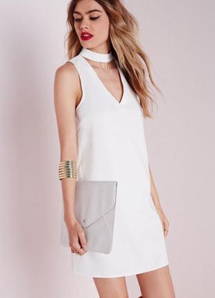 Сукня з чокером missguided
