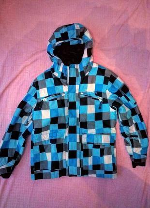 Лыжная курточка unisex campri