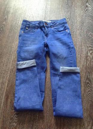 Отличные плотные с эластином джинсы