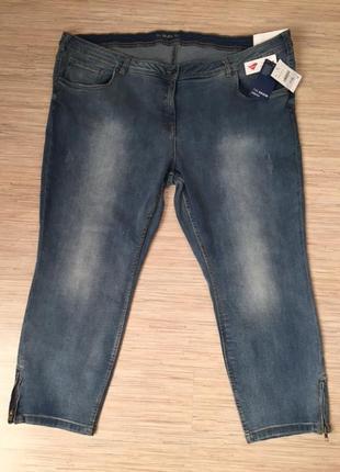 Новые джинсы скини очень большого размера (нем 56, укр 62-64) от концерна c&a