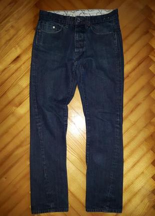 Calvin klein,slouchy slim дизайнерские джинсы! р.-29×30