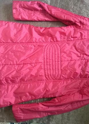 Курточка плащик,одета пару раз