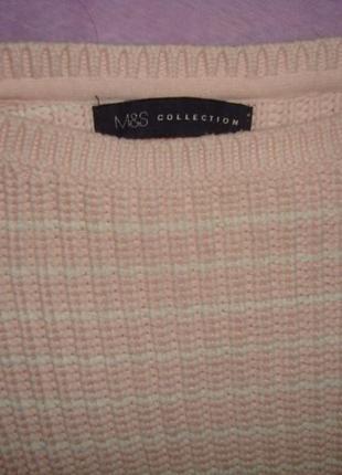 Модный свитер 46-48р