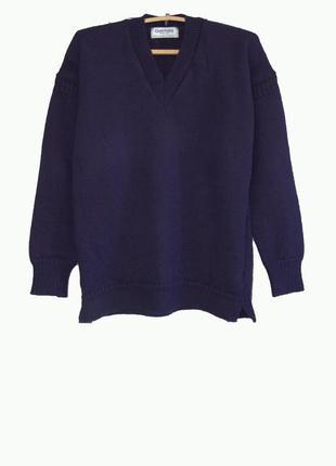Очень теплый шерстяной мужской свитер. англия