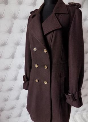 Практичное и удобное пальто весна-осень4 фото