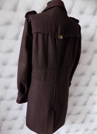 Практичное и удобное пальто весна-осень5 фото