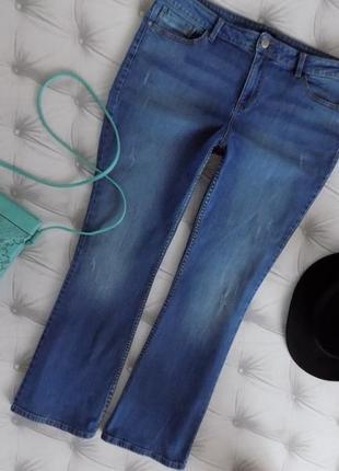 Высокая талия, шикарные джинсы