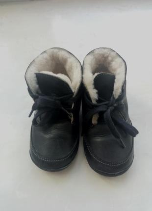 Идеально теплые и стильные ботинки как для мальчиков так и для девочек