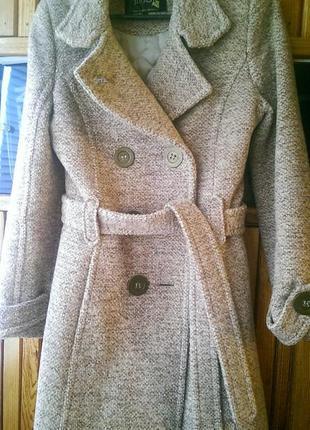 Теплое пальто осень-зима тм season