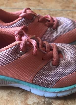 Кеды кроссовки макасины 25рр очень лёгкие