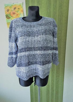 Трендовый свитер от tu