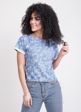 Блуза  trikobakh розмір 46