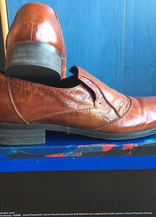 Супер туфли 👞 carlo pasolini5 фото