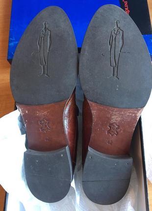 Супер туфли 👞 carlo pasolini4 фото